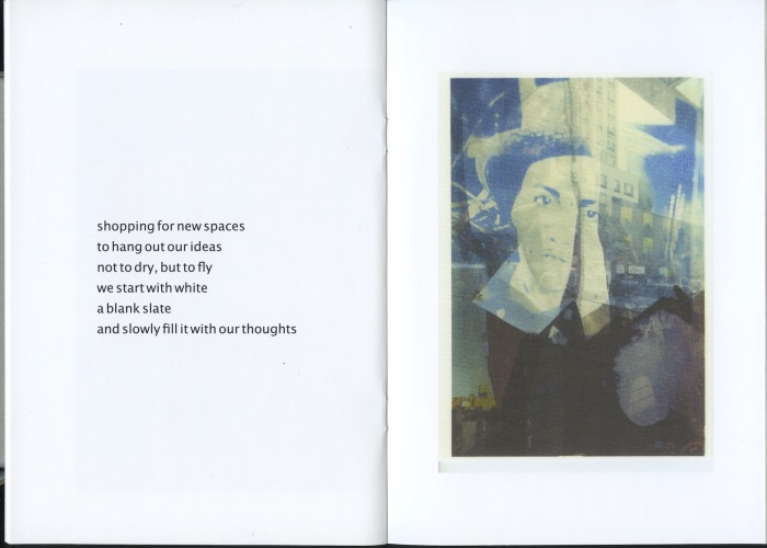 Abstract Photo Zine