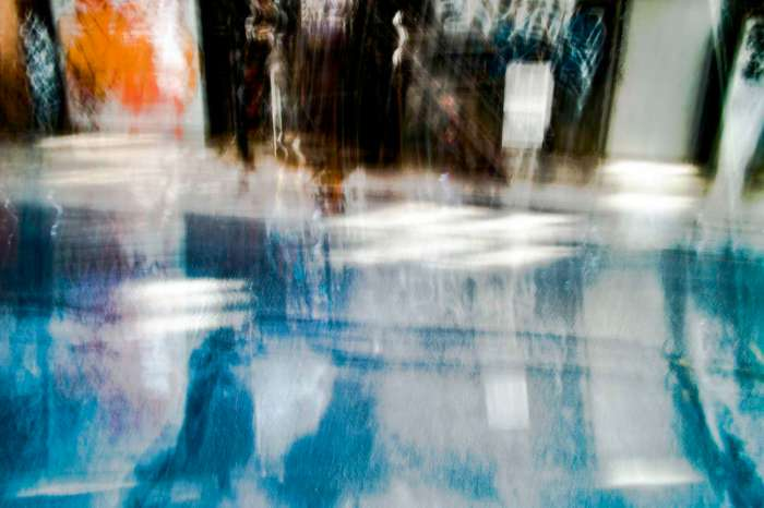 Painterly Abstract Photography