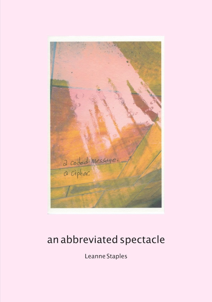 abstract art zine
